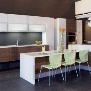 Muebles de Madera para Cocinas Modernas. Instalaciones Personalizadas y ventas: WhatsApp: 0981117478