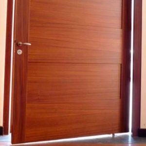 Puertas de madera para cocina