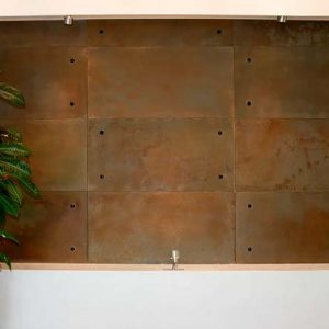 Revestimiento Láminas de concreto