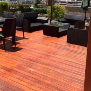 Pisos deck de madera